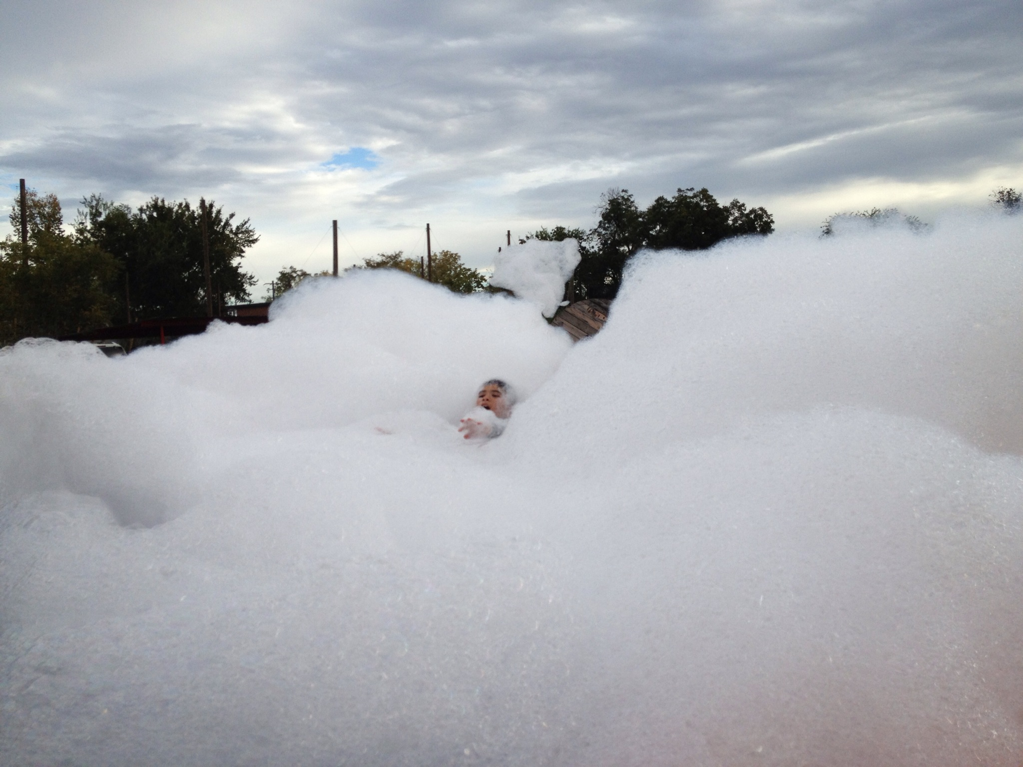 foam machine rental houston